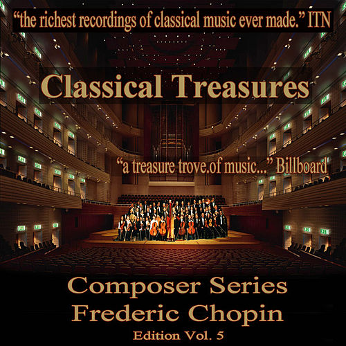 Classical Treasures Composer Series: Frédéric Chopin Edition, Vol. 5 by Vladimir Sofronitzky