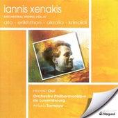 Xenakis, I.: Orchestral Works, Vol. 4 - Erikhthon / Ata / Akrata / Krinoidi by Various Artists