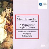 Play & Download Britten: Nocturne. Mendelssohn: A Midsummer Night's Dream by Jeffrey Tate | Napster