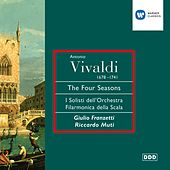 Vivaldi: The Four Seasons etc. by Riccardo Muti