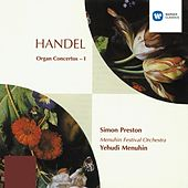 Handel: Organ Concertos I by Simon Preston