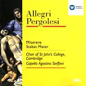 Play & Download Allegri: Miserere/Pergolesi: Stabat MaterCaldara: Stabat Mater by Gerd Turk | Napster