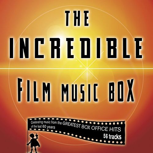 Play & Download The Incredible Film Music Box by City of Prague Philharmonic | Napster