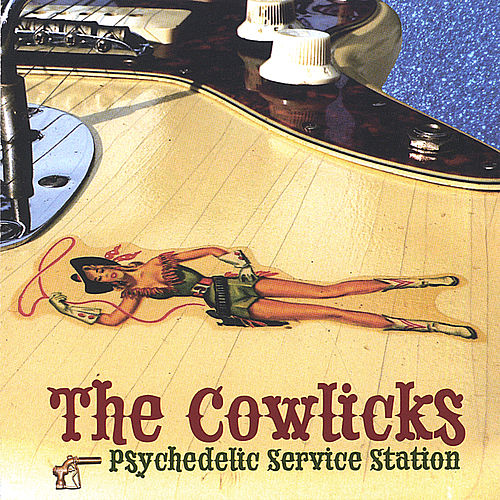 Psychedelic Service Station by The Cowlicks