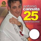 Antonio Cannata: 25 anni di successi de Antonio Cannata
