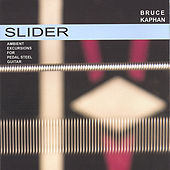Slider- Ambient Excursions for Pedal Steel Guitar by Bruce Kaphan