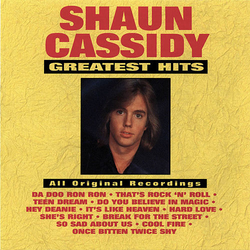 Greatest Hits von Shaun Cassidy