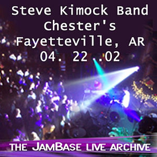 Play & Download 04-22-02 - Chester's - Fayetteville, AR by Steve Kimock Band | Napster
