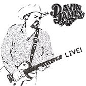 Play & Download Live by Davin James | Napster