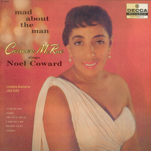 Play & Download Mad About The Man by Carmen McRae | Napster