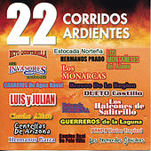22 Corridos Ardientes by Various Artists