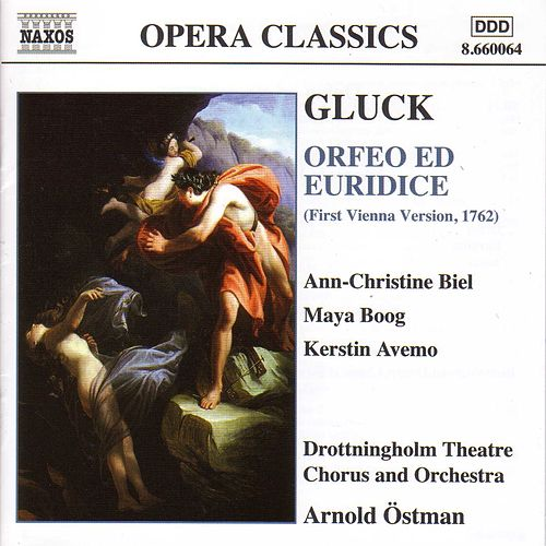 Orfeo Ed Euridice by Christoph Willibald Gluck