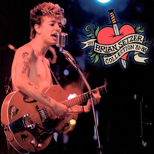 Collection 1981-1988 by Brian Setzer