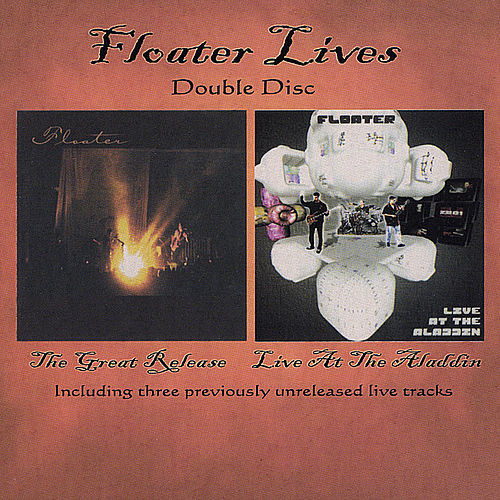 Play & Download Floater Lives Double Disc by Floater | Napster