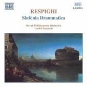 Sinfonia Drammatica by Ottorino Respighi