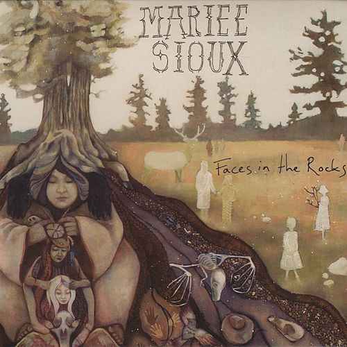 Play & Download Faces in the Rocks by Mariee Sioux | Napster