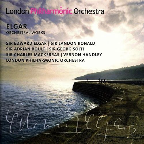 Elgar, E.: Violin Concerto / Falstaff / Serenade / Elegy (Campoli, London Philharmonic, Elgar, L. Ronald, Boult) (1933-1956) by Various Artists