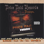 Price Paid Vol 1 by S.I.C.