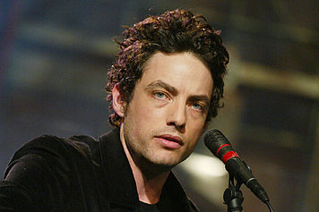 Jakob Dylan - 2018 Regular Brown hair & dressy hair style. Current length:  short hair