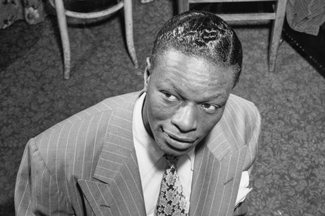 narrator and nat king cole Nat king cole, 45, world-renowned singer and jazz pianist, died in his sleep at st john's hospital in santa monica early monday, three weeks after he had undergone surgery for removal of a.