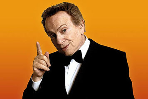 Jackie Mason Im The Greatest Comedian In The World Only Nobody Knows It Yet