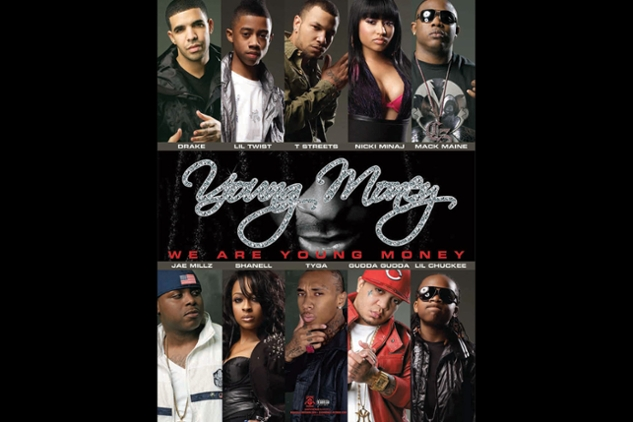 Young Money – Songs & Albums
