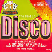 The Best Of Disco by Countdown