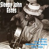 I Ain't Gonna Be Worried No More 1929-1941 by Sleepy John Estes