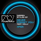 Never Forget You (feat. Molly) - Single by Darren Styles