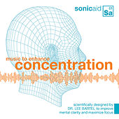 Music to Enhance Concentration by SonicAid