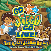 Go Diego Go Live! The Great Jaguar Rescue by Go