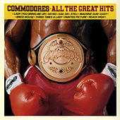 All The Great Hits by The Commodores