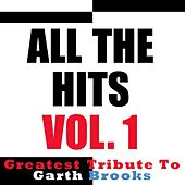 All the Hits - Vol. 1, Greatest Tribute to Garth Brooks by The Nashville Nuggets