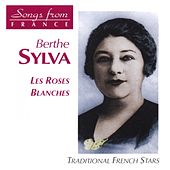 Traditional French Stars - Les Roses Blanches by Sylva Berthe