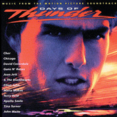 Days Of Thunder by Various Artists