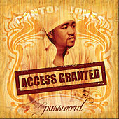 Access Granted: The Password by Canton Jones