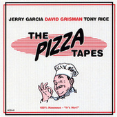 The Pizza Tapes by Jerry Garcia