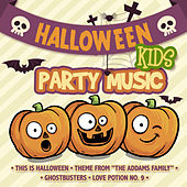 Halloween Kids Party Music by The Countdown Kids