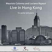 Live in Hong Kong (For Guitar and Piano) by Various Artists