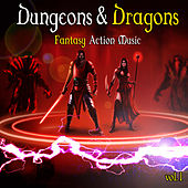 Dungeons & Dragons, Vol. 2: Fantasy Action Music by Various Artists
