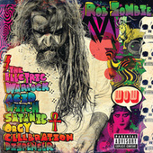 The Electric Warlock Acid Witch Satanic Orgy Celebration Dispenser by Rob Zombie