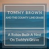 A Robin Built a Nest on Daddy's Grave by Tommy Brown and the County Line Grass