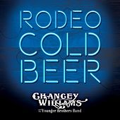 Rodeo Cold Beer by Chancey Williams