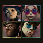 Humanz (Deluxe) by Gorillaz