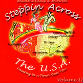 Steppin Across The U.S.A, Volume 2 by Various Artists
