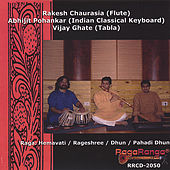Romantic Evening Ragas' by Various Artists