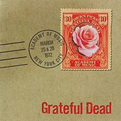 Dick's Picks, Vol. 30: New York, NY, March 25-28, 1972 by Grateful Dead