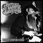 Where the Honkytonk Belongs by Gethen Jenkins