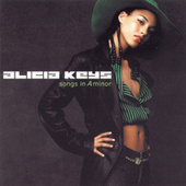Songs In A Minor by Alicia Keys