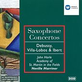 Saxophone Concertos by Sir Neville Marriner